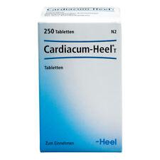 HEEL Cardiacum Heel 250 Tablets Homeopathic Remedies