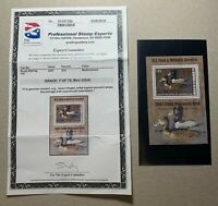 WTDstamps - #RW74B 2007 - US Federal Duck Stamp - Mint OG NH **PSE 75**
