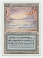 Magic - MtG - Underground Sea - Revised - MP - Free Shipping