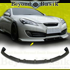 For 2010 2011 2012 Hyundai Genesis Coupe 2DR NEFD Style Aero Lip FRONT Body Kit