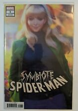 Symbiote Spider-Man #1 Artgerm Variant Marvel Comics Combined Shipping!