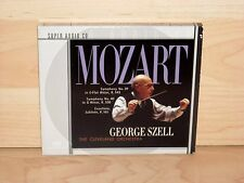 Sony Classical * Super Audio Compact Disc * George Szell - Mozart *