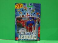 "DC Universe Justice League Unlimited The Atom Action Figure 4"" Fan Collection O2"