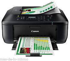 Multifuncion Inyeccion Canon Pixma MX475 WiFi Impresora Escaner Copiadora y Fax
