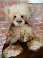 Charlie Bears Isabelle Masterpiece 2012 - Isabelle Collection 40cm mohair teddy