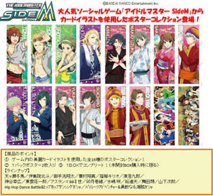 The Idolm@ster Side M Pos x Pos Collection Live.1 (Set of 16)  NEW 4935228167692