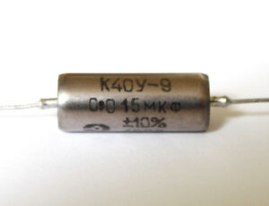 Paper in oil PIO cap capacitor 0.015uF 'woman' tone K40Y-9 guitar upgrade