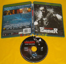 PUNISHER ZONA DI GUERRA Blu Ray »»»»» USATO