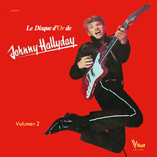 CD Le disque d'or de Johnny Hallyday - Volumen 2 (Vogue Made In Venezuela)