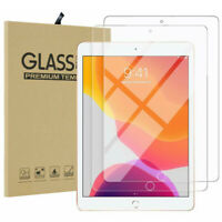 "Tempered Glass Screen Protector For Apple iPad 7th 10.2"" 6th 5th 234 Air Pro 9.7"