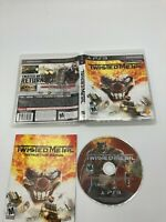 Sony PlayStation 3 PS3 Tested Complete CIB Twisted Metal Ships Fast