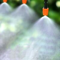 DIY Watering Irrigation System Sprinkler Drip 25M Watering Hose Garden Plant