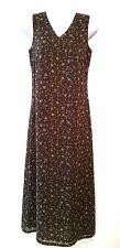 OLD NAVY Women's long sleeveless dress size XS