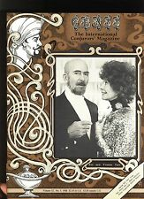 Bill & Yvonne Tarr Genii Magicians Magazine Nov1988-contents in post