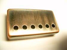 Schaller Humbucker Kappe Cover für Bridge-Pickup Vintage Copper