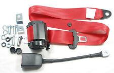 Roter Automatik 3 - Punkt Sicherheitsgurt ,Seatbelt Alfa Romeo Spider 105 / 115