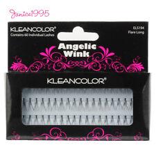 KLEANCOLOR Angelic Wink False Eyelashes 60 Individual lashes LONG FLARE #194