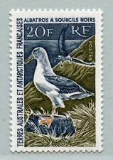 Frz. Antarktis TAAF FSAT 1968 Albatros Seevogel Vogel Bird 41 YT 24 MNH / 119