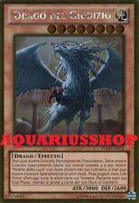 Yu-Gi-Oh Drago del Giudizio PGLD-IT072 Gold Ultra in ITA Judgment Dragon Fortiss