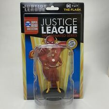 DC Justice League - Animated Series Hero Collection #7 Flash Figure - Eaglemoss