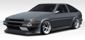 84-87 Toyota Corolla 2DR MB-R Duraflex Full Body Kit!!! 108000