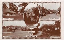 Middlesex - Views of WEMBLEY - Real Photo used 1923