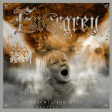 EVERGREY-Recreation Day (Remasters Edition) Orange-Vinyl-2LP - 884860224512