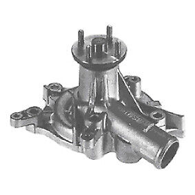 Protex Water Pump PWP1023 fits Great Wall X200 2.0DT 4x4