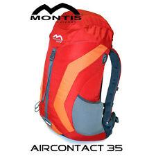 Montis Sportrucksack Aircontact 35 Liter Wandern Freizeit Sport Outdoor
