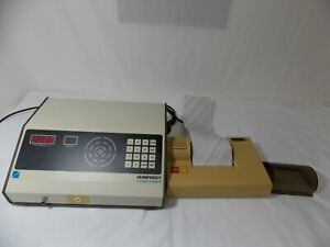 Humphrey Ultrasonic Pachometer Model 850 with Alphacom 42 Printer (LAM-460)