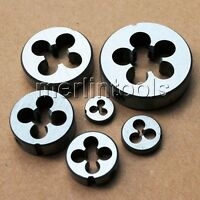 M2 - M20 Left hand Thread Die select size