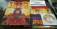 1830 Railroads Robber Barons Avalon Hill PC Game Big Box COMPLETE VG+
