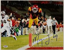 MARQISE LEE Signed 11x14 Photo #2 Auto USC Trojans Jaguars w/ PSA/DNA COA