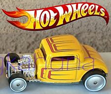 Hot Wheels - 32 Ford Boulevard - Rubber Tires - Die-Cast Car - Approx Scale 1:64