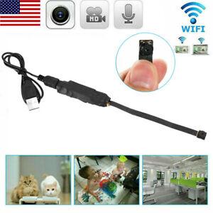 HD Mini Wireless WIF Spy Camera Hidden DIY Module Home Security Micro Cam DV USA