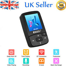 Portable Bluetooth MP3 Music Player with FM Lossless Support TF up to 128GB R4J6