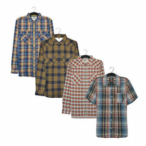 VANS MENS CASUAL SHIRT COLLECTION RRP £55 NOW ONLY £14.99