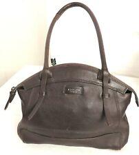 Radley Handbag -  Brown Leather - Recent Style - Thames Hospice
