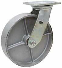 """4"""" X 2"""" SWIVEL STEEL PLATE CASTER 900 lbs.  1-1991-S"""