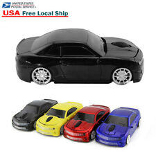 Cordless 2.4Ghz Wireless car mouse Laptop PC Game Mice LED 1600DPI +USB Receiver