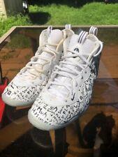 Nike Foamposite HEY PENNY & CHALK white SIZE 7Y