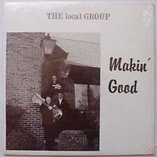 LOCAL GROUP: Makin' Good PRIVATE Columbus, Ohio JAZZ J-Squad SEALED lp 50s
