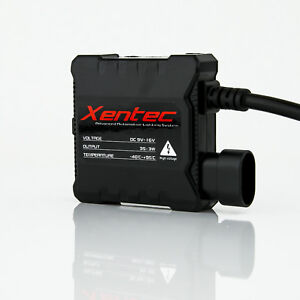 HID Xenon REPLACEMENT SLIM BALLAST 35 Watt H1/H3/H4/H7/H11/H13/9005/9006/9007