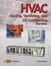 New ListingHvac - Heating, Ventilating, and Air Conditioning, Third Edition