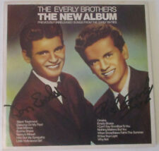"""12"""" LP  Everly Brothers  """"The New Album"""" Warner Brothers 1977"""