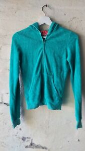 JUICY COUTURE HOODIE TOP Size xs petite AND NEW Keychain
