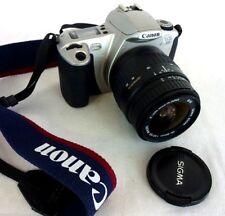 CANON EOS 300 35 mm film SLR Caméra, 28-70 mm f3.5-5.6 Lentille # WS #
