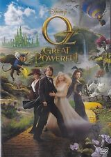 Disney's OZ The Great And Powerful (2013) | NEW & SEALED DVD (James Franco)