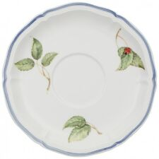 Villeroy & and Boch COTTAGE saucer for breakfast cup 17cm NEW NWL