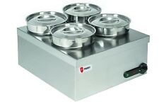 Parry 1939 Electric Dry Heat Bain Marie with Pots (Boxed New)